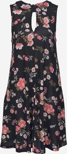 LASCANA Kleid in rosa / schwarz, Produktansicht