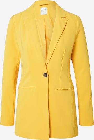 ONLY Blazer 'ONLMINNA BLAZER' in gelb, Produktansicht