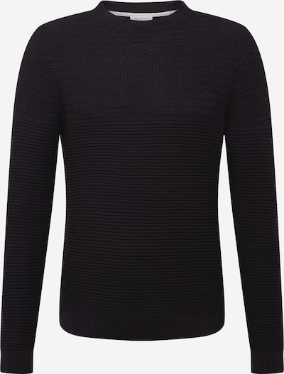 SELECTED HOMME Sweater 'Conrad' in Black, Item view