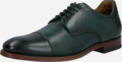 Gordon & Bros Čevlji na vezalke 'FABIEN' | zelena barva, Prikaz izdelka