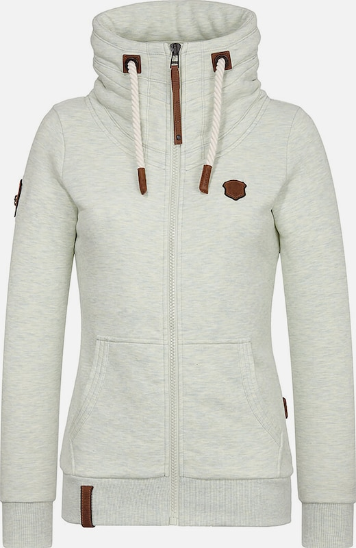 Naketano Sweatjacke in beige  Neu in diesem Quartal