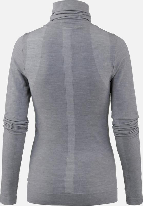 FALKE Shirt Shirt Shirt in grau  Markenkleidung für Männer und Frauen 026796