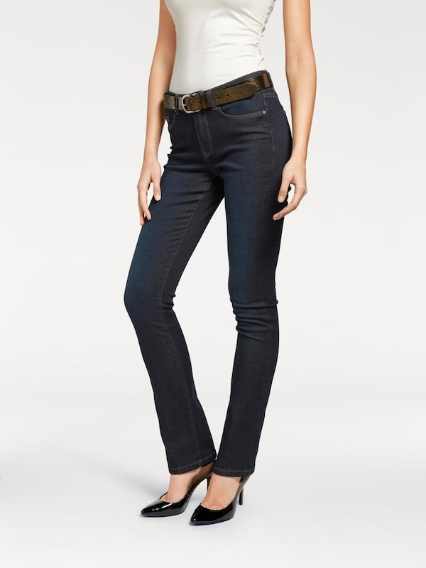 Ashley Brooke by heine Bodyform-Bootcut-Jeans mit Coolmax-Funktion