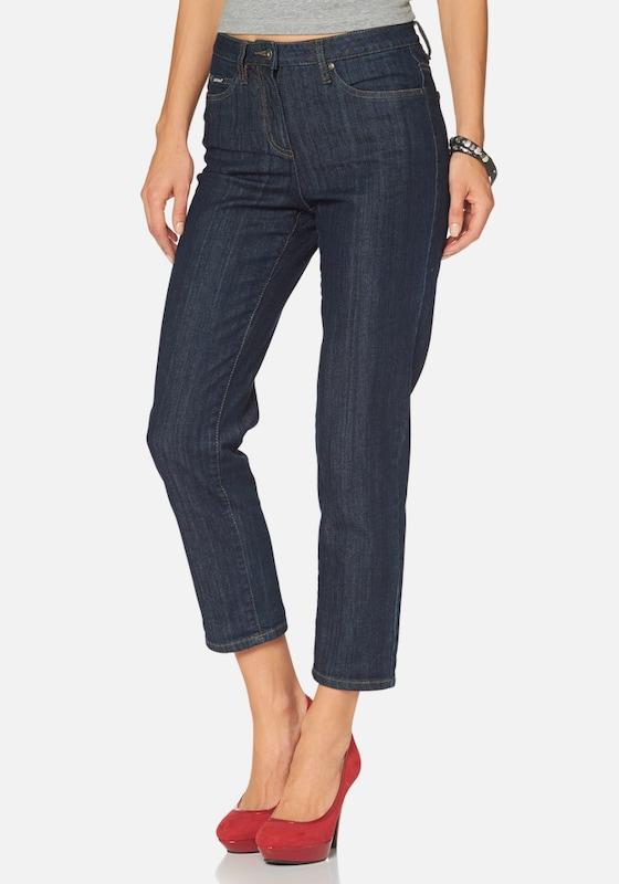 Arizona Mitred Jeans Annetti