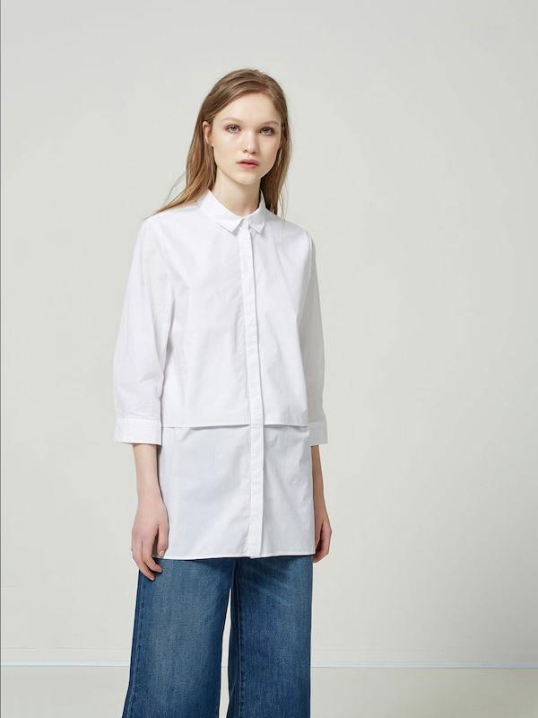 SELECTED FEMME Langes Hemd