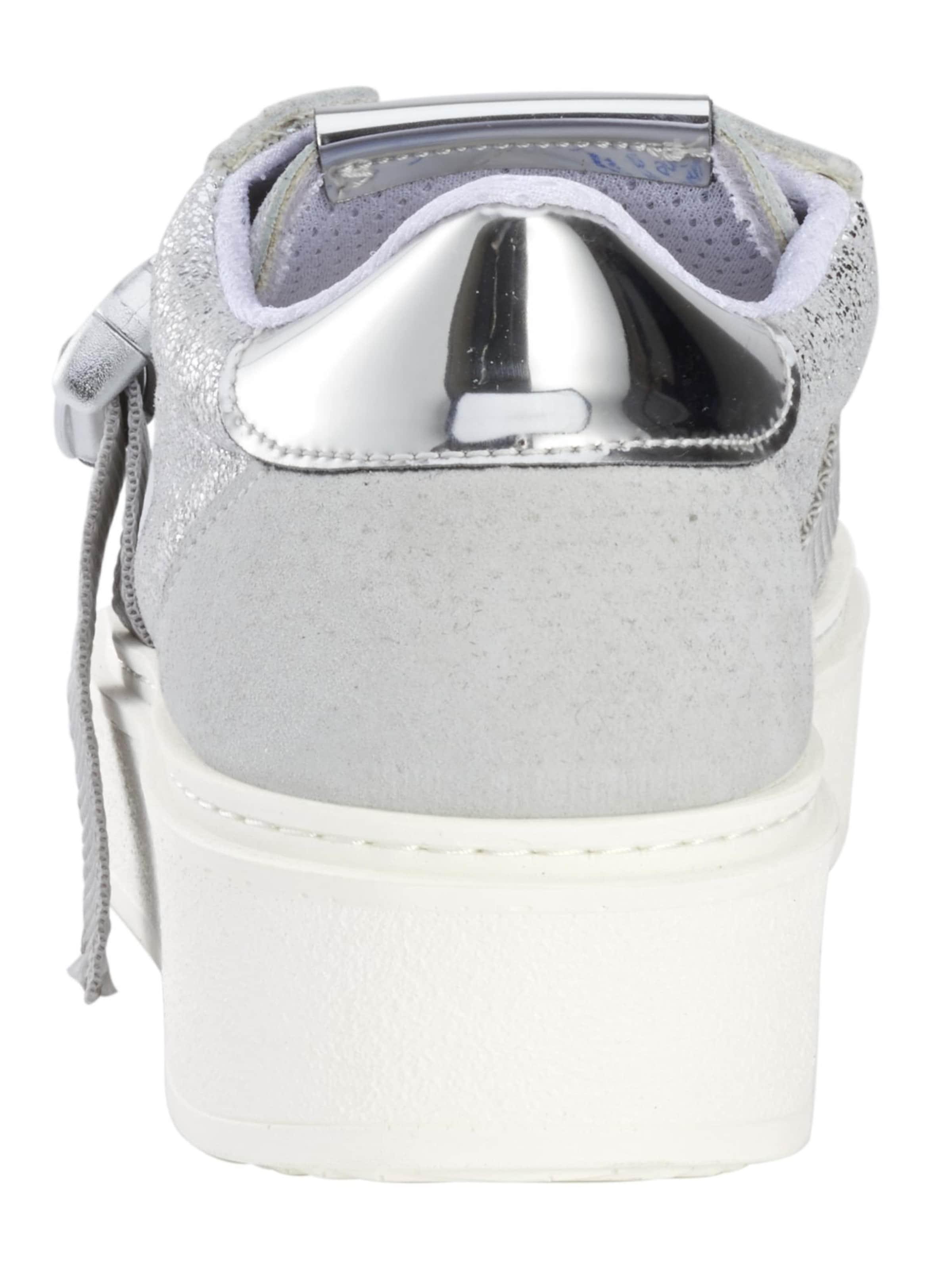 Heine 'faguo' Sneaker 'faguo' Sneaker In Heine SilberWeiß 0wOPN8nkX