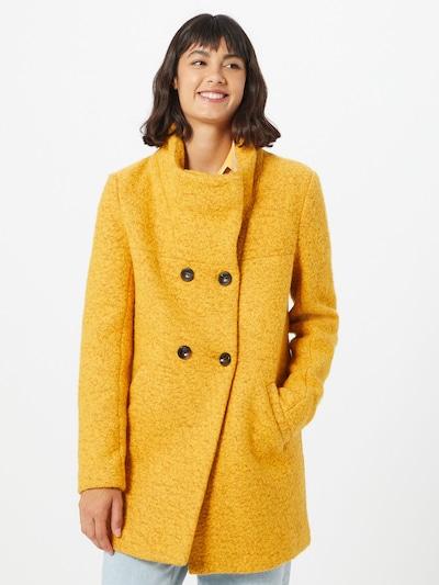 ONLY Mantel 'Sophia' in gelb, Modelansicht