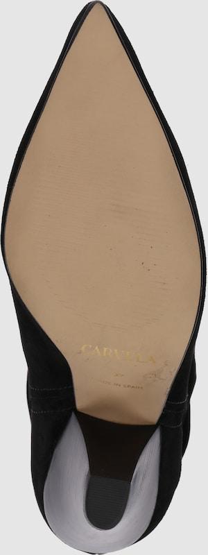 Carvela by Kurt Geiger | Stiefelette Schuhe 'SISTER' Schuhe Gut getragene Schuhe Stiefelette 360b31
