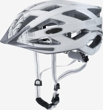 UVEX City i-vo Fahrradhelm in weiß, Produktansicht