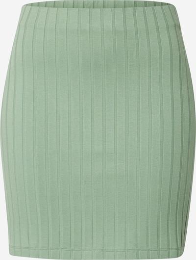 EDITED Rok 'Glynis' in de kleur Groen: Vooraanzicht
