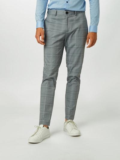 Chino stiliaus kelnės 'MARCO' iš JACK & JONES , spalva - šviesiai pilka, Modelio vaizdas
