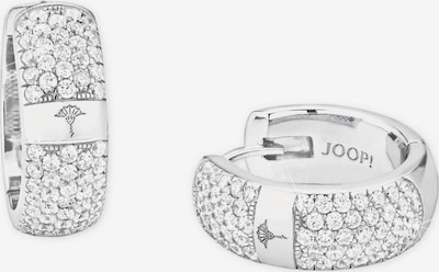 JOOP! Paar Creolen »2027634« in silber, Produktansicht