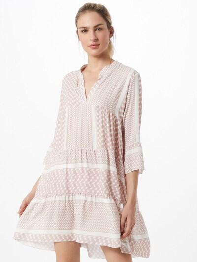 Hailys Kleid 'Lara' in rosa / weiß, Modelansicht