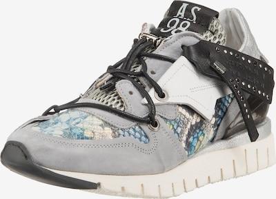 A.S.98 Sneaker in grau / mischfarben, Produktansicht