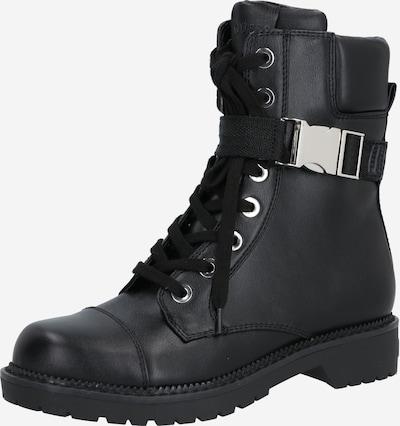 GUESS Schnürstiefelette 'TAMARR' in schwarz, Produktansicht