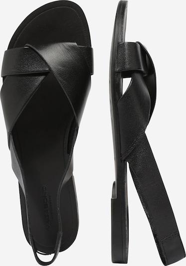VAGABOND SHOEMAKERS Sandale 'Tia' in schwarz: Seitenansicht