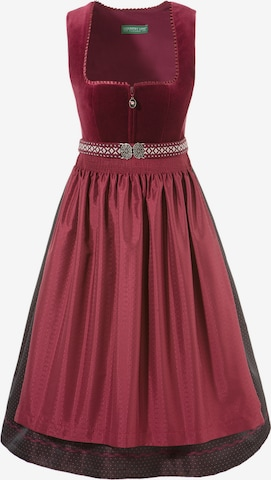 COUNTRY LINE Dirndl in Red