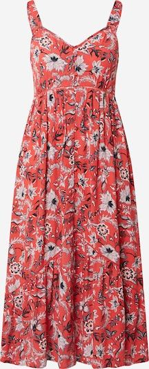 Superdry Kleid in mischfarben / rot, Produktansicht