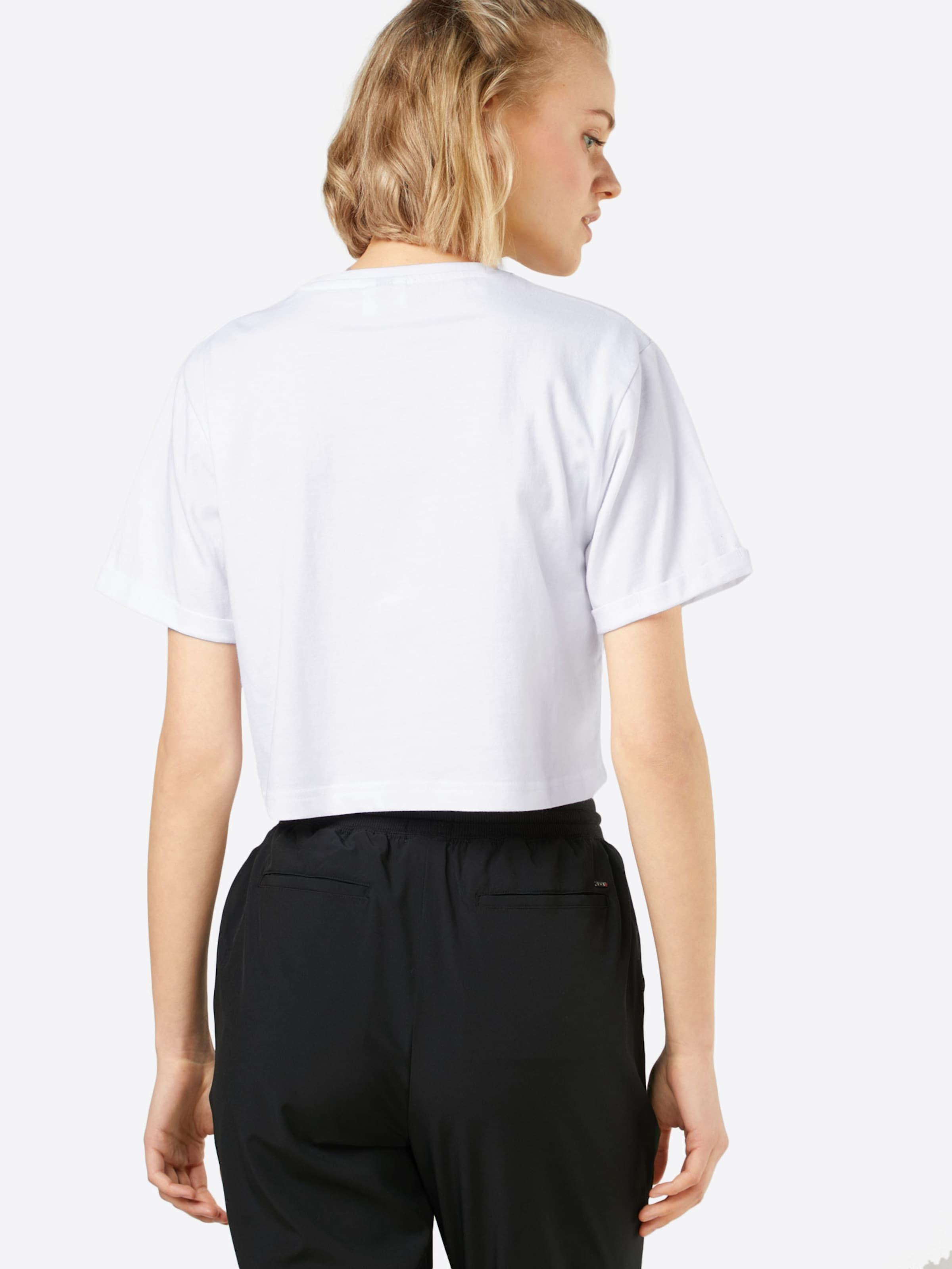 Ellesse shirt En Blanc 'alberta' T 4A5LRj