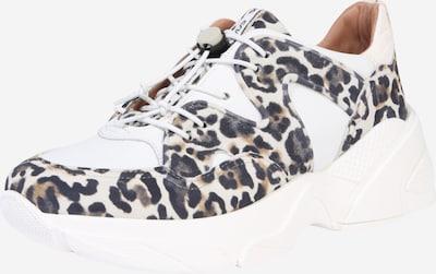 MJUS Sneaker 'KIMBER' in braun / weiß, Produktansicht
