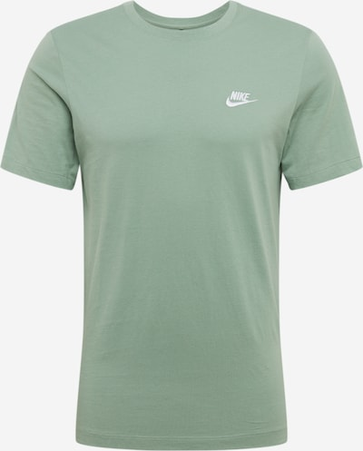 Nike Sportswear Shirt 'Club' in mint, Produktansicht