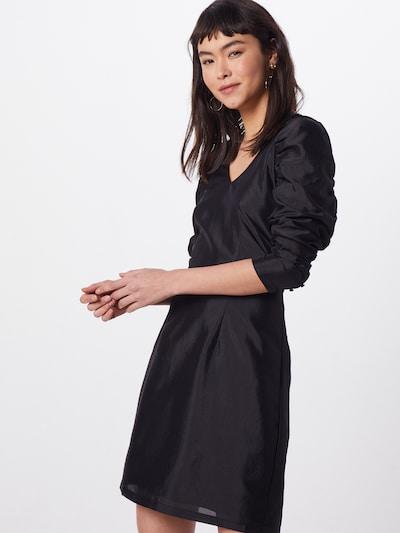 Neo Noir Kleid 'Lucretia' in schwarz, Modelansicht