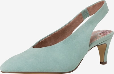 TAMARIS Slingpumps in mint, Produktansicht
