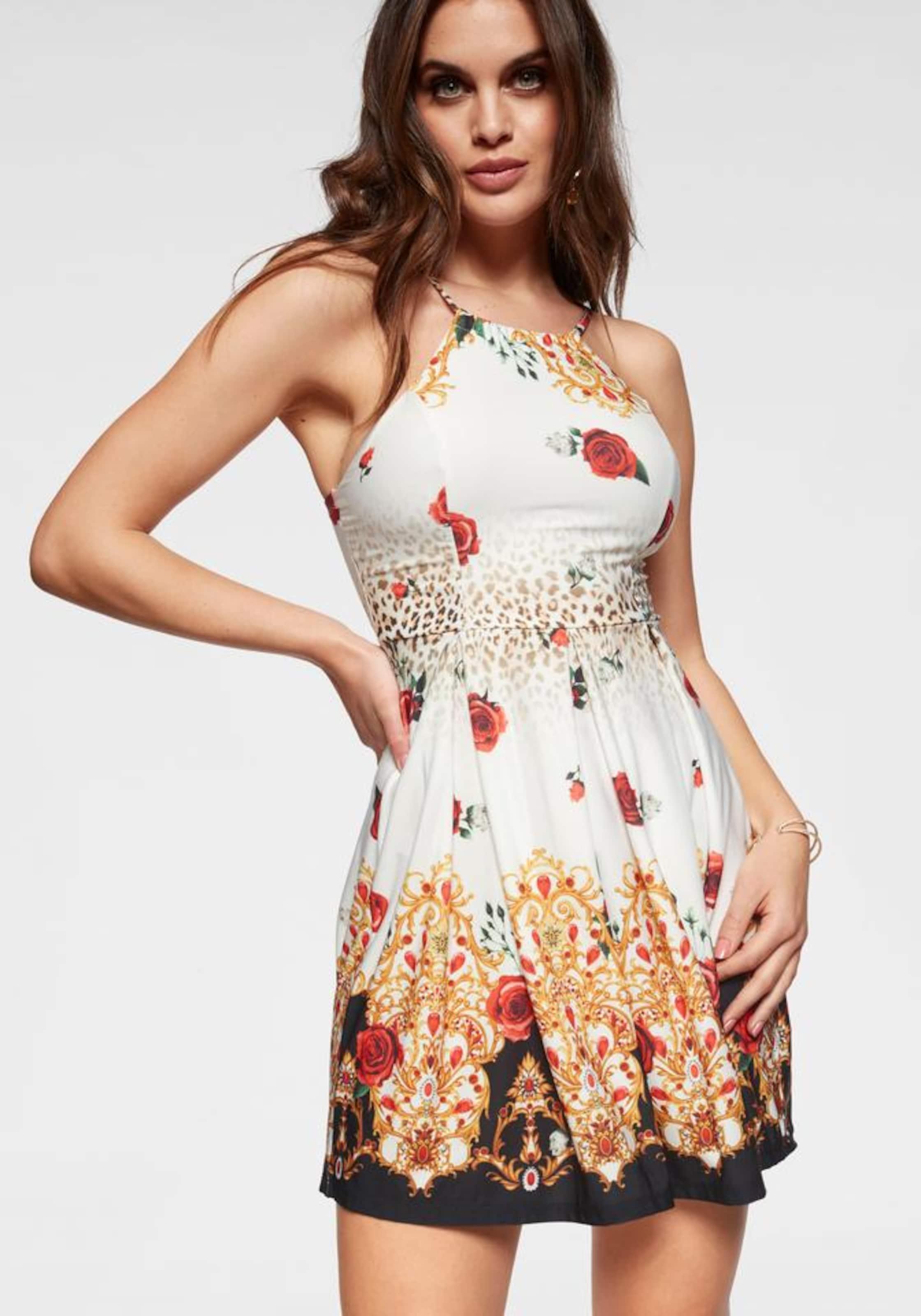Sommerkleid Melrose In Melrose MischfarbenWeiß Sommerkleid MischfarbenWeiß In UMpGzSVqL