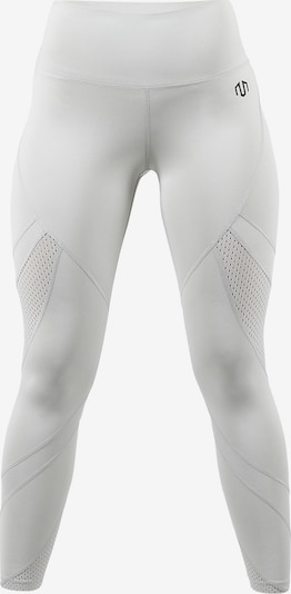 MOROTAI Sport-Leggings 'Cropped Tights' in grau / schwarz, Produktansicht