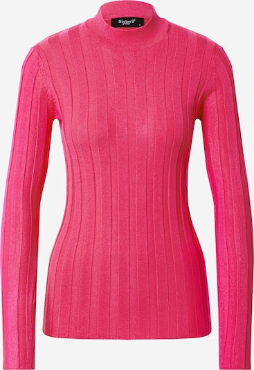 SISTERS POINT Pullover 'Hotti-T1' in pink, Produktansicht