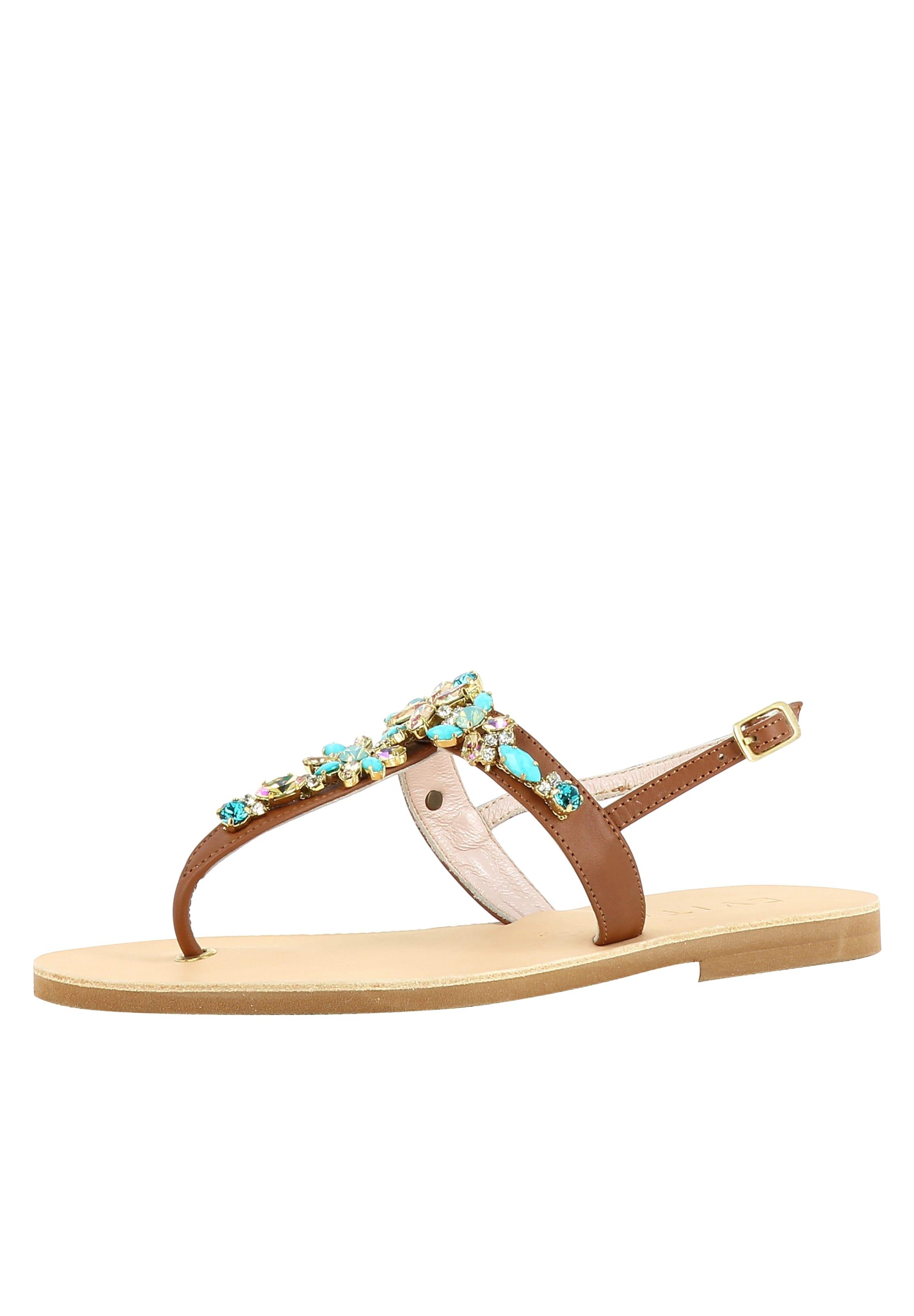 Haltbare Mode billige Schuhe EVITA | Sandale Schuhe Gut getragene Schuhe