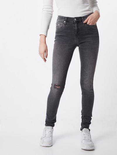 Calvin Klein Jeans 'CKJ 011' in grey denim, Modelansicht