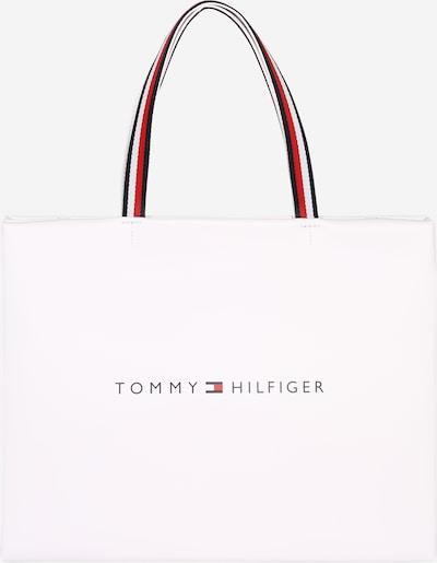 TOMMY HILFIGER Nakupovalna torba | bela barva, Prikaz izdelka