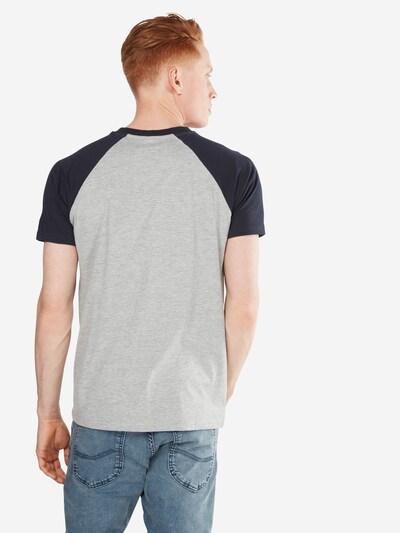 Urban Classics T-Shirt in navy / grau: Rückansicht