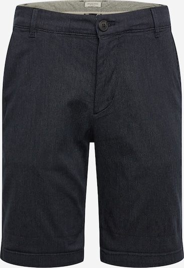 SELECTED HOMME Shorts 'STRAIGHT-PARIS' in blau, Produktansicht