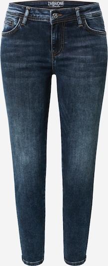ZABAIONE Jeans 'Summer' in blue denim: Frontalansicht