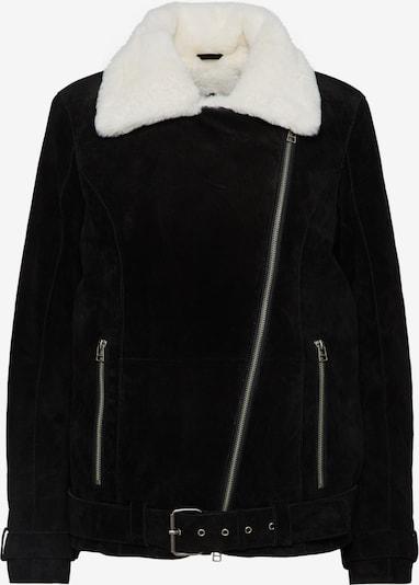 FREAKY NATION Přechodná bunda 'Any' - černá / bílá, Produkt