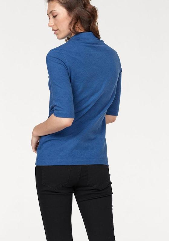 LACOSTE LACOSTE LACOSTE Poloshirt in blau  Markenkleidung für Männer und Frauen d83f1d