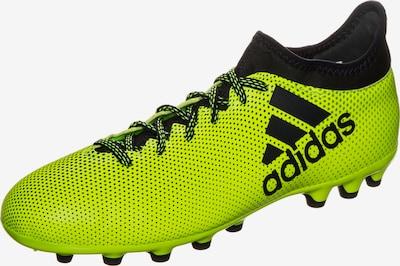 ADIDAS PERFORMANCE Fußballschuh 'X 17.3 AG' Herren in gelb / schwarz, Produktansicht