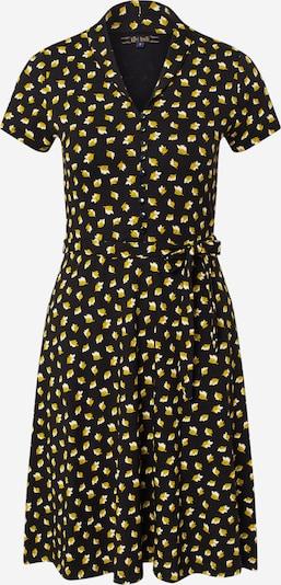 King Louie Košeľové šaty 'Emmy' - béžová / svetlozelená / čierna, Produkt