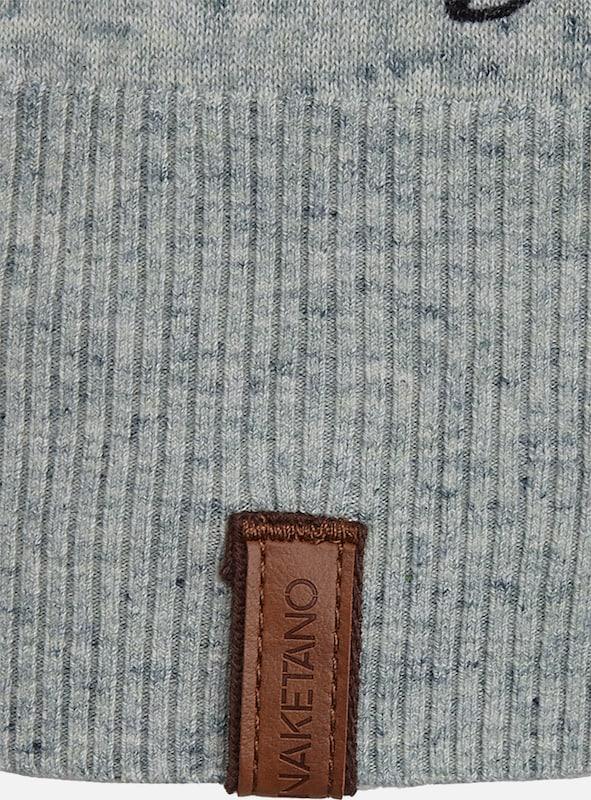 naketano Pullover 'Knit Maja Big Anchor'