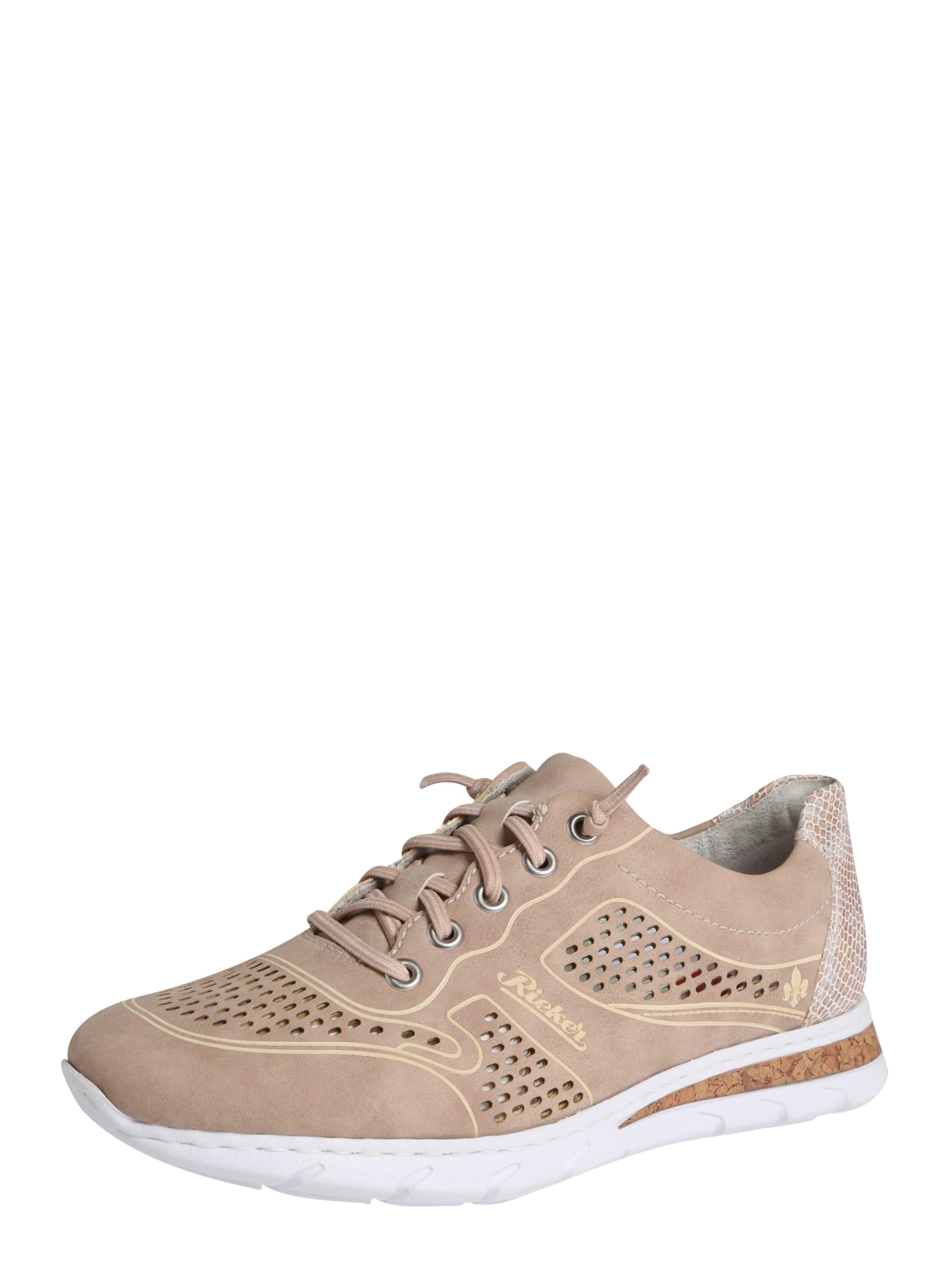 RIEKER Sneaker Verschleißfeste billige Schuhe Hohe Qualität