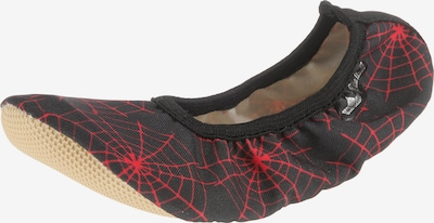 LICO Gymnastikschuh 'G1 Style' in rot / schwarz, Produktansicht