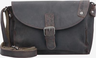 GREENBURRY Umhängetasche 'Vintage Revival' in dunkelbraun, Produktansicht