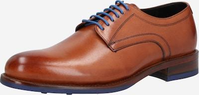 Gordon & Bros Čevlji na vezalke 'LEVET' | rjava barva, Prikaz izdelka
