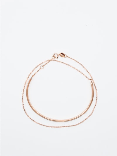 Arion Jewelry Armband in de kleur Rose-goud, Productweergave