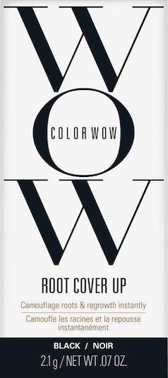 Color WOW Haarfarbe, Haaransatz-Puder in schwarz, Produktansicht