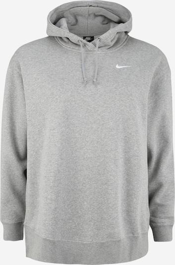 Nike Sportswear Majica | temno siva barva: Frontalni pogled