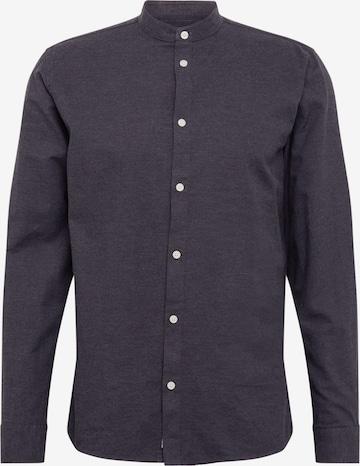 minimum Hemden 'Anholt' in Grau