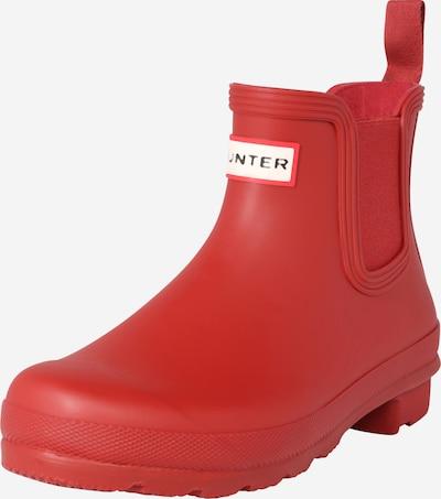 HUNTER Gumáky - červená, Produkt